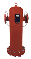 Eliminex® 2500/5500 Standard Cubic Feet per Minute (SCFM) High Flow Separators