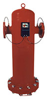 1900/3000 Standard Cubic Feet per Minute (SCFM) Coalescing High Flow Separators